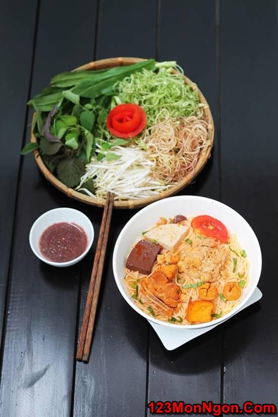 Cách nấu bún riêu cua dân dã thơm ngon đâm đà đúng vị miền Bắc Trung Nam phần 18