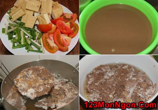 Cách nấu bún riêu cua dân dã thơm ngon đâm đà đúng vị miền Bắc Trung Nam phần 3