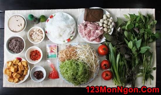 Cách nấu bún riêu cua dân dã thơm ngon đâm đà đúng vị miền Bắc Trung Nam phần 8