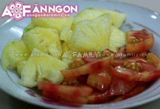 Cách nấu canh thịt viên chua ngọt thanh mát thơm ngon cho bữa cơm ngày hè oi ả phần 4