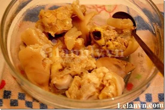 Cách nấu món bánh canh giò heo đậm đà thơm ngon bổ dưỡng cho bữa sáng đầu tuần phần 2