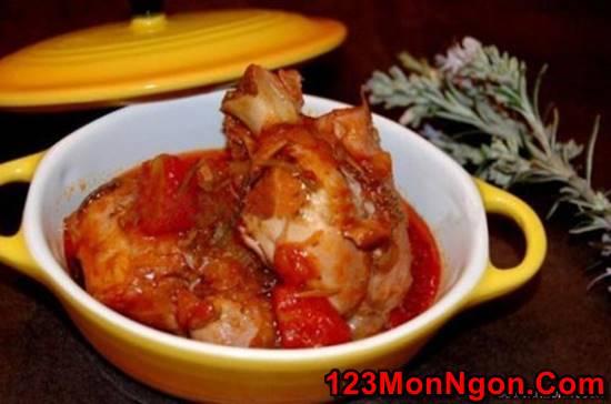 Cách nấu món thỏ hầm rượu cà chua mới lạ mà đậm đà thơm ngon cho ngày cuối tuần phần 1