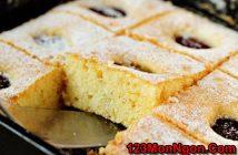 Cách làm bánh nhân mận thơm ngọt mềm ngon thật hấp dẫn nhâm nhi cuối tuần