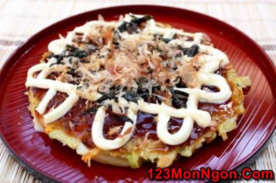 Cách làm bánh xèo Nhật mới lạ thơm ngon cực hấp dẫn ăn là ghiền phần 12