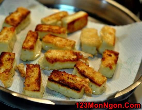 Cách làm đậu sốt gia vị cho bữa cơm tối ngày đông thêm đậm đà ngon miệng phần 4