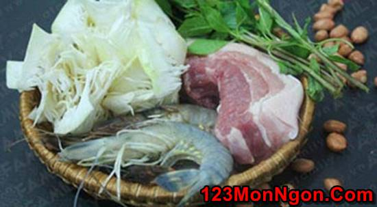 Cách làm gỏi mít tôm thịt thơm ngon hấp dẫn ăn hoài không ngán phần 2