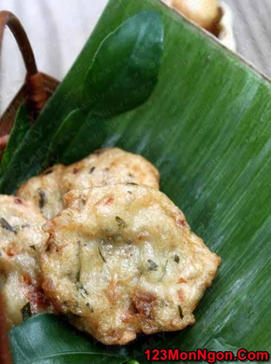 Cách làm món chả cá lá chanh thơm nức giòn ngon cực hấp dẫn đổi vị cuối tuần phần 8