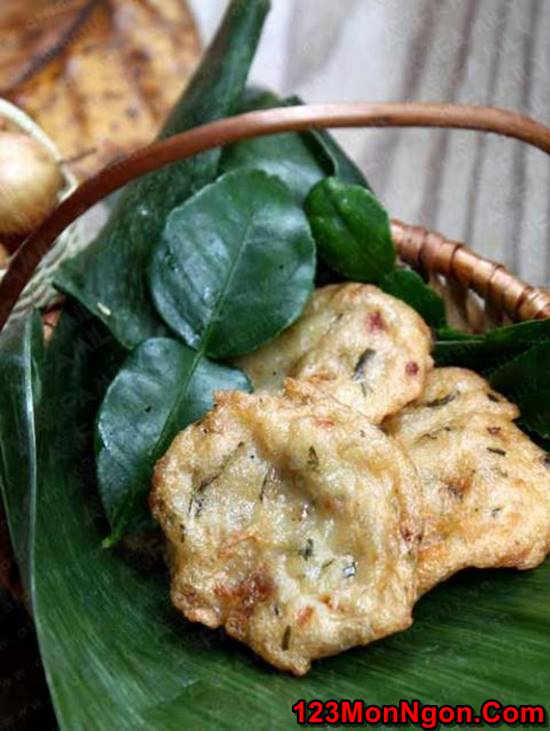 Cách làm món chả cá lá chanh thơm nức giòn ngon cực hấp dẫn đổi vị cuối tuần phần 9