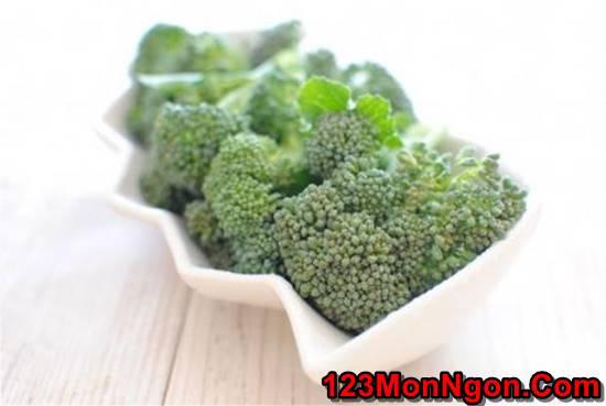 Cách làm món cơm thịt bò bông cải xanh kiểu Tàu mới lạ thơm ngon bổ dưỡng phần 2