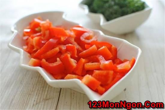 Cách làm món cơm thịt bò bông cải xanh kiểu Tàu mới lạ thơm ngon bổ dưỡng phần 5