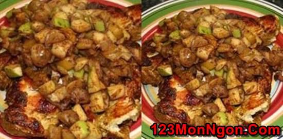Cách làm món gà Ma Rốc với táo chà là mới lạ cực thơm ngon hấp dẫn đãi cả nhà phần 1