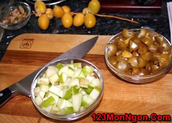Cách làm món gà Ma Rốc với táo chà là mới lạ cực thơm ngon hấp dẫn đãi cả nhà phần 4