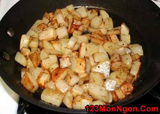 Cách làm món gà Ma Rốc với táo chà là mới lạ cực thơm ngon hấp dẫn đãi cả nhà phần 5