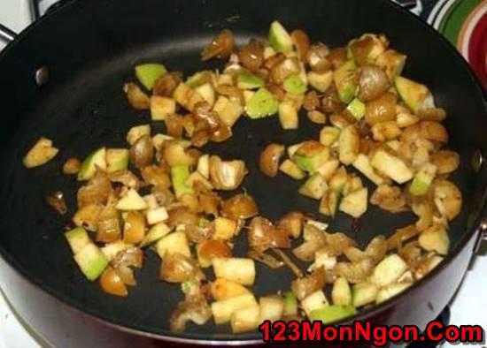 Cách làm món gà Ma Rốc với táo chà là mới lạ cực thơm ngon hấp dẫn đãi cả nhà phần 7