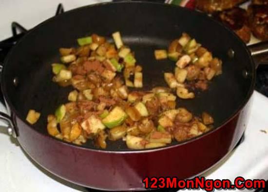 Cách làm món gà Ma Rốc với táo chà là mới lạ cực thơm ngon hấp dẫn đãi cả nhà phần 8