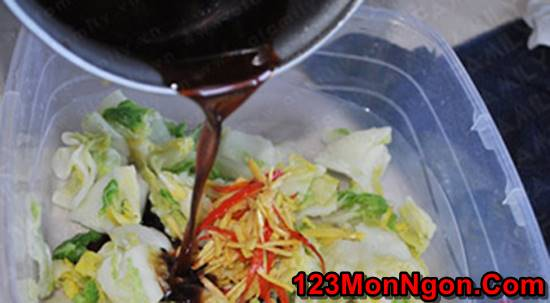 Cách làm món kim chi cải thảo giòn ngon chua ngọt cho ngày Tết thêm thú vị phần 10