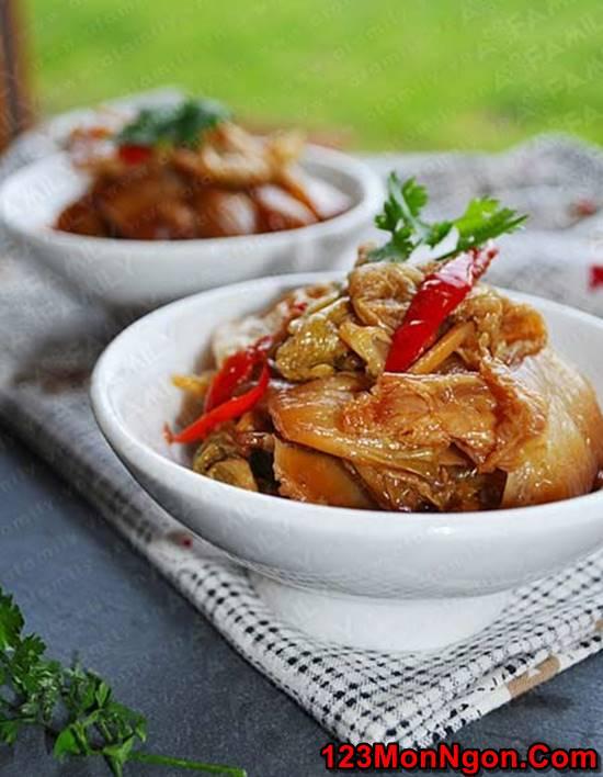Cách làm món kim chi cải thảo giòn ngon chua ngọt cho ngày Tết thêm thú vị phần 12