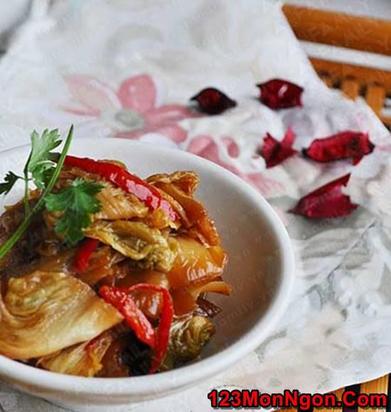 Cách làm món kim chi cải thảo giòn ngon chua ngọt cho ngày Tết thêm thú vị phần 13