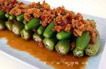 Cách làm món salad đậu bắp đơn giản thanh mát thơm ngon khó cưỡng