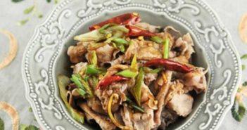 Cách làm món thịt bò trộn đậm đà thơm ngon không gây ngán