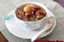 Cách làm món thịt kho trứng thơm lừng đậm đà cực ngon khó cưỡng rất đưa cơm