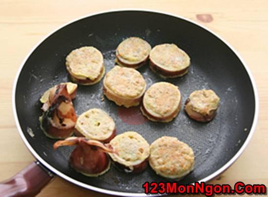 Cách làm mực nhồi thịt chiên giòn thơm ngon hấp dẫn lạ kỳ ăn là ghiền phần 6