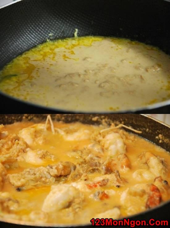 Cách làm tôm sốt bơ đậu phộng thơm ngon béo ngậy càng ăn càng thích phần 6