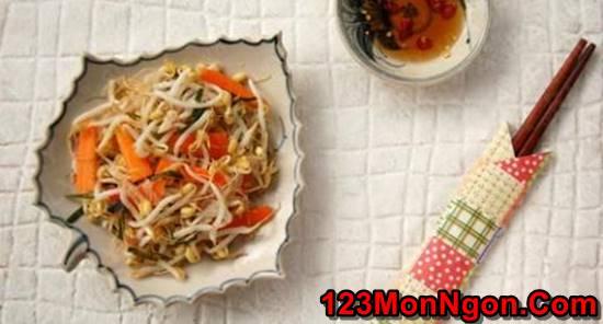 Cách muối dưa giá thơm ngon chua giòn cực hấp dẫn thanh mát ăn là ghiền phần 9