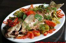 Cách nấu cá chép om dưa đậm đà thơm ngon tuyệt đỉnh đúng chuẩn cho cả nhà