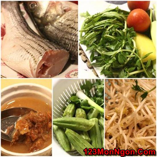 Cách nấu canh chua cá kiểu Miền Nam đậm đà thơm ngọt thanh mát cực ngon phần 2