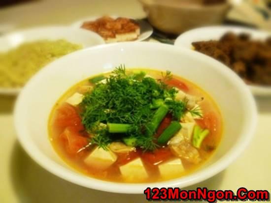 Cách nấu canh ngao chua đơn giản mà thơm ngọt hấp dẫn cho bữa cơm ngon miệng phần 1