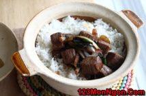 Cách nấu cơm tay cầm thịt bò xào mới lạ mà hấp dẫn thơm ngon bổ dưỡng