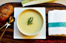 Cách nấu súp khoai tây lạ miệng thơm bùi cực ngon cho bữa sáng đủ chất