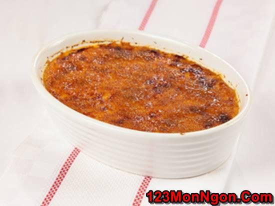 Cách làm bánh Flan Baileys thơm mềm hấp dẫn cực ngon ăn là ghiền phần 8