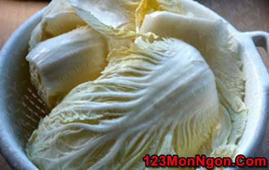 Cách làm canh cải thảo nấu tôm thơm ngọt thanh mát quá ngon phần 3