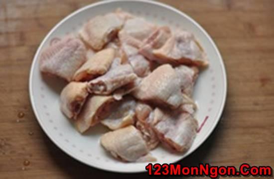 Cách làm cánh gà chiên giòn sốt dứa chua ngọt thật ngon ăn hoài không ngán phần 4