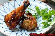Cách làm cánh gà nướng BBQ thơm lừng cực hấp dẫn ngon miệng cho ngày cuối tuần
