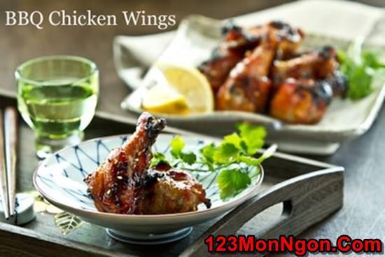Cách làm cánh gà nướng BBQ thơm lừng cực hấp dẫn ngon miệng cho ngày cuối tuần phần 6