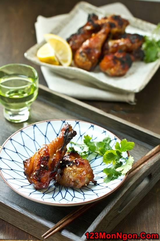 Cách làm cánh gà nướng BBQ thơm lừng cực hấp dẫn ngon miệng cho ngày cuối tuần phần 7