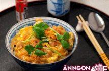 Cách làm cơm gà kiểu Nhật thơm ngon hấp dẫn ăn là ghiền