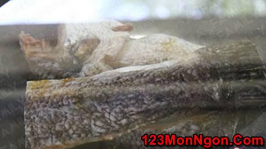 Cách làm gỏi đu đủ khô cá lóc thơm giòn thật ngon nhâm nhi cuối tuần phần 4