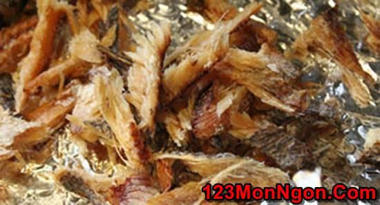 Cách làm gỏi đu đủ khô cá lóc thơm giòn thật ngon nhâm nhi cuối tuần phần 6