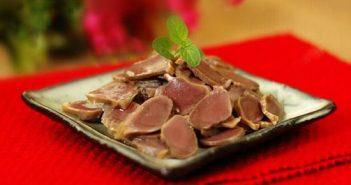 Cách làm mề vịt hầm bát vị thơm ngon bổ dưỡng ăn hoài không ngán