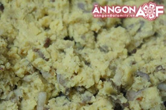 Cách làm món bánh khúc thơm ngon hấp dẫn đúng vị Hà Nội phần 11