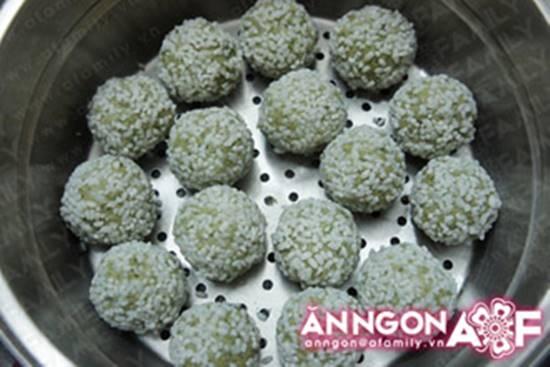 Cách làm món bánh khúc thơm ngon hấp dẫn đúng vị Hà Nội phần 21