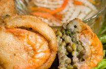 Cách làm món bánh tôm kiểu miền Nam giòn thơm hấp dẫn ngon miệng