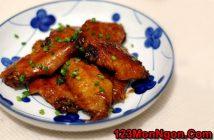 Cách làm món cánh gà kho coca lạ miệng mà thơm ngon đậm đà ăn là ghiền