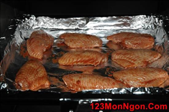 Cách làm món cánh gà nướng chao thơm lừng bắt mắt cực ngon miệng phần 5