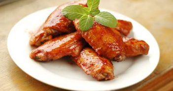 Cách làm món cánh gà nướng chao thơm lừng bắt mắt cực ngon miệng