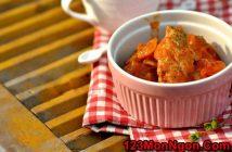 Cách làm món cánh gà rim cà chua lạ miệng thơm ngon mà rất dễ ăn